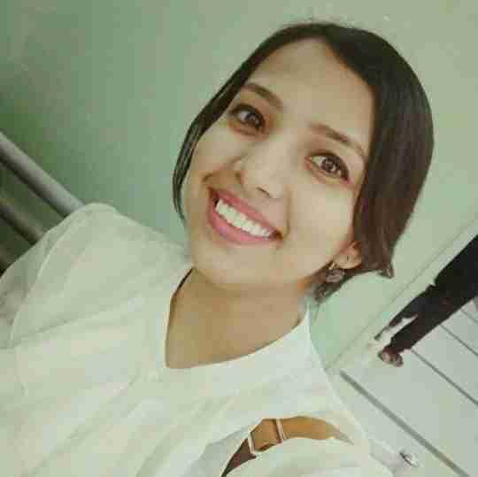 Sumita Saroj's profile on Curofy