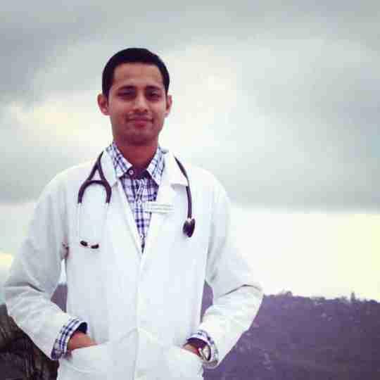 Dr. Vamsavardhan Pasumarthi's profile on Curofy