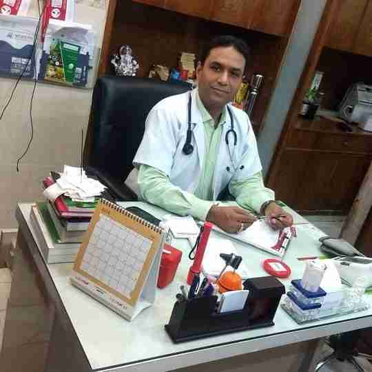 Dr. Anuj Gupta's profile on Curofy