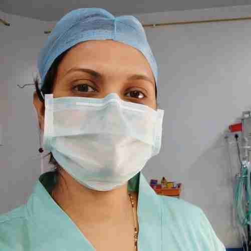 Dr. Radhika Aher's profile on Curofy