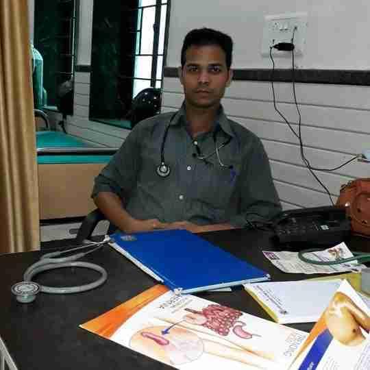 Dr. Arunesh Pawar's profile on Curofy