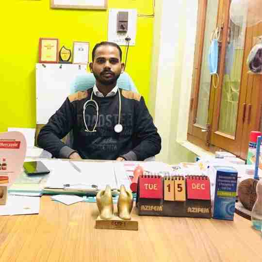 Dr. Amar Deep Singh's profile on Curofy