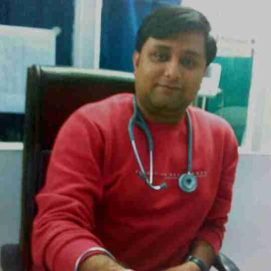 Dr. Priyank Sharma's profile on Curofy
