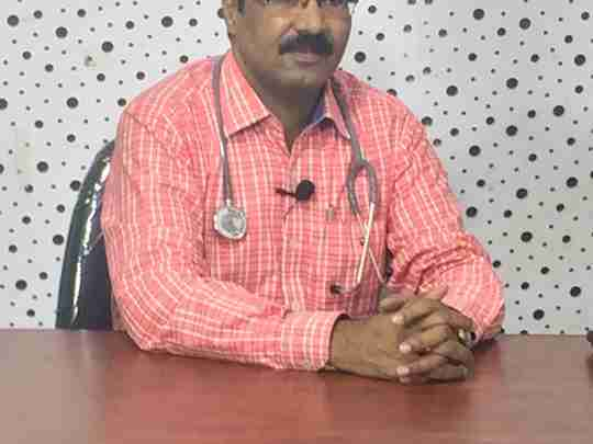 Dr. Reddy A R's profile on Curofy