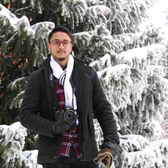 Hammad Dodiya's profile on Curofy