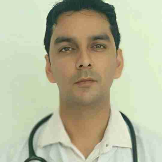 Dr. Mohit Singh's profile on Curofy