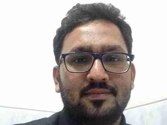 Dr. Sarfaraz Shaikh's profile on Curofy