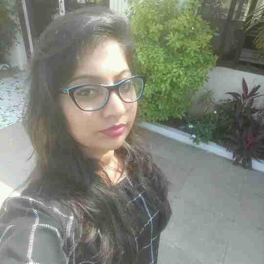 Dr. Patel Srushty's profile on Curofy