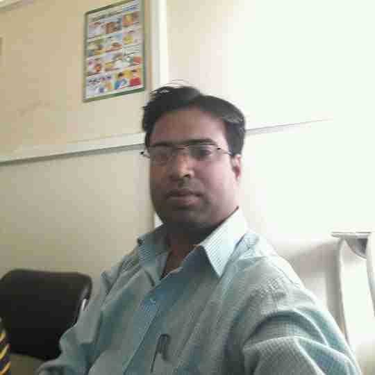 Dr. Yogesh Jatav's profile on Curofy