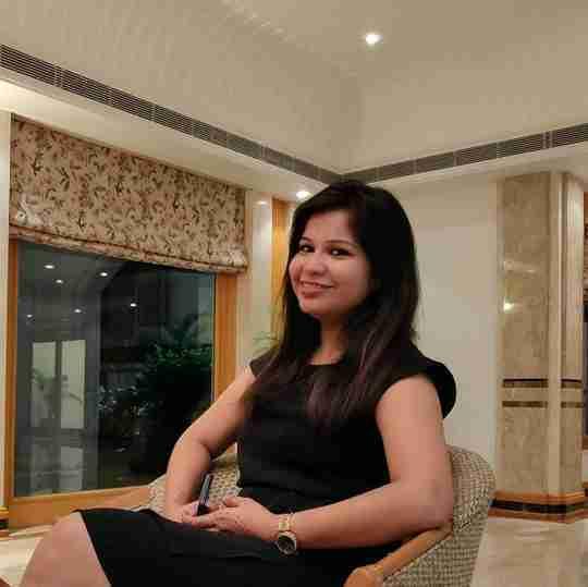 Dr. Nikita Kumawat's profile on Curofy