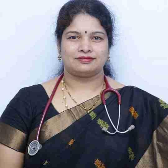 Dr. N Bhagya Lakshmi's profile on Curofy