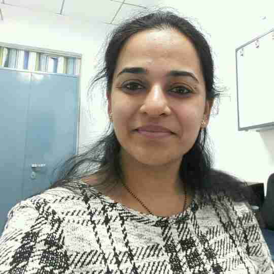 Dr. Pooja Padmanabhan's profile on Curofy