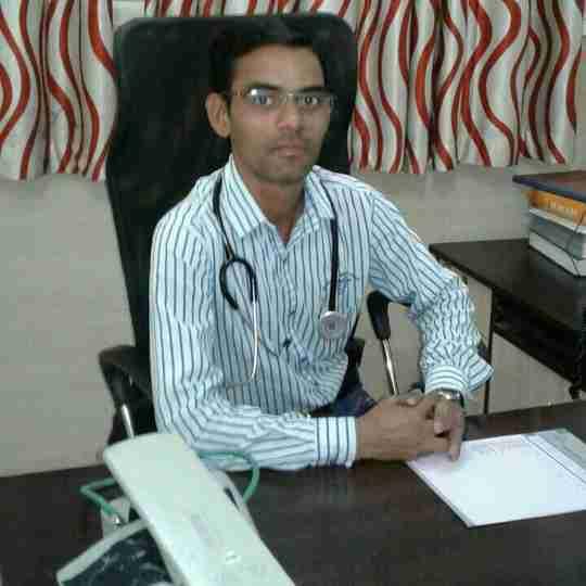 Dr. Jayprakash Takpire's profile on Curofy