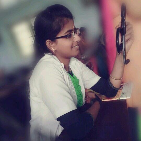 Punitha Baskar's profile on Curofy