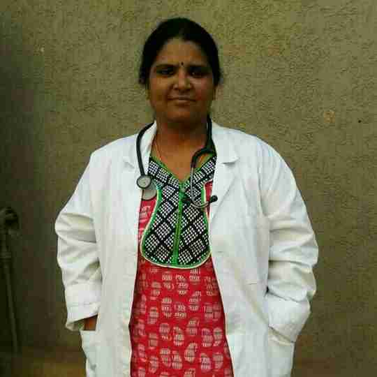 Dr. Sushma Rani's profile on Curofy