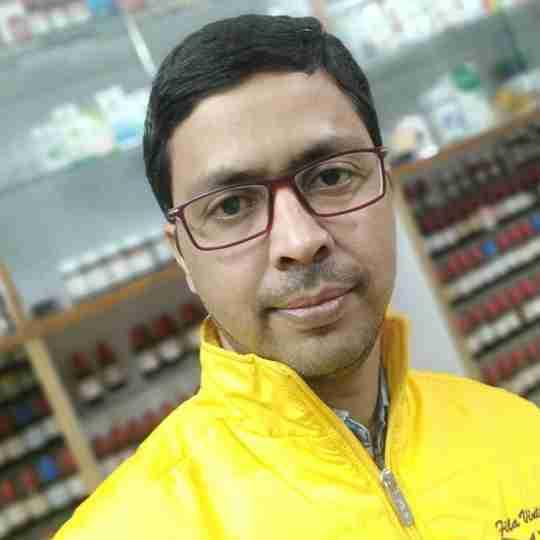 Dr. Anurag Dwivedi's profile on Curofy