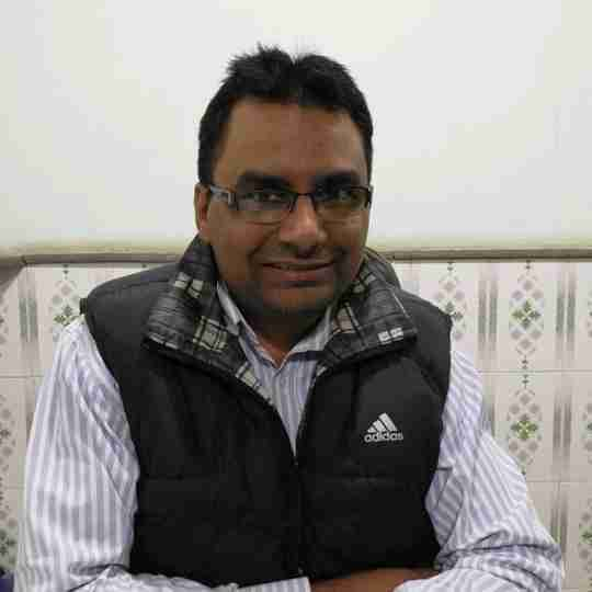 Dr. Shiv Kashyap's profile on Curofy