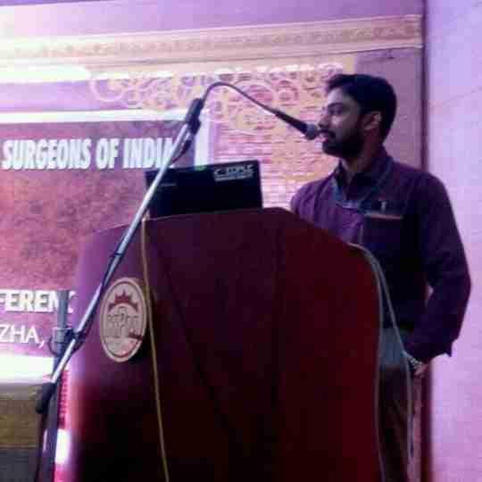 Dr. Varun Menon's profile on Curofy