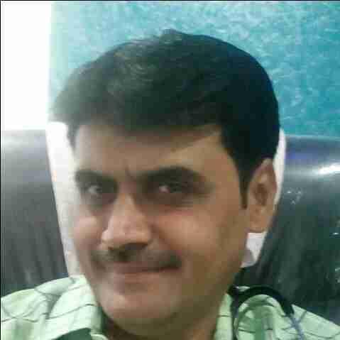 Dr. Uday. Deshmukh's profile on Curofy