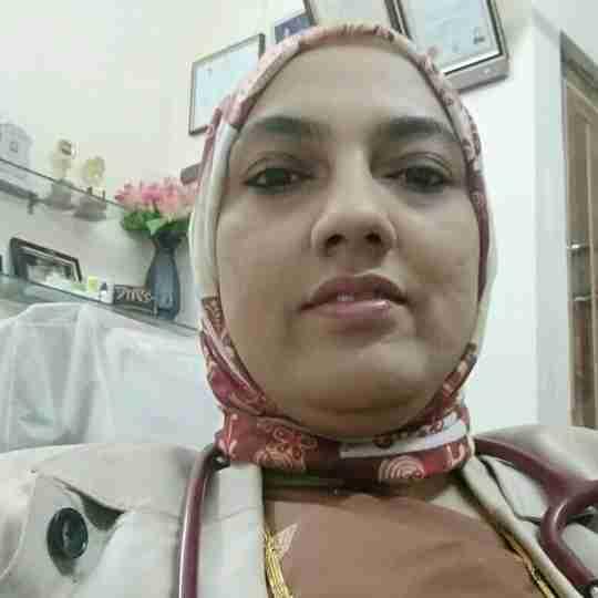 Dr. Musaddiqa Khanum's profile on Curofy