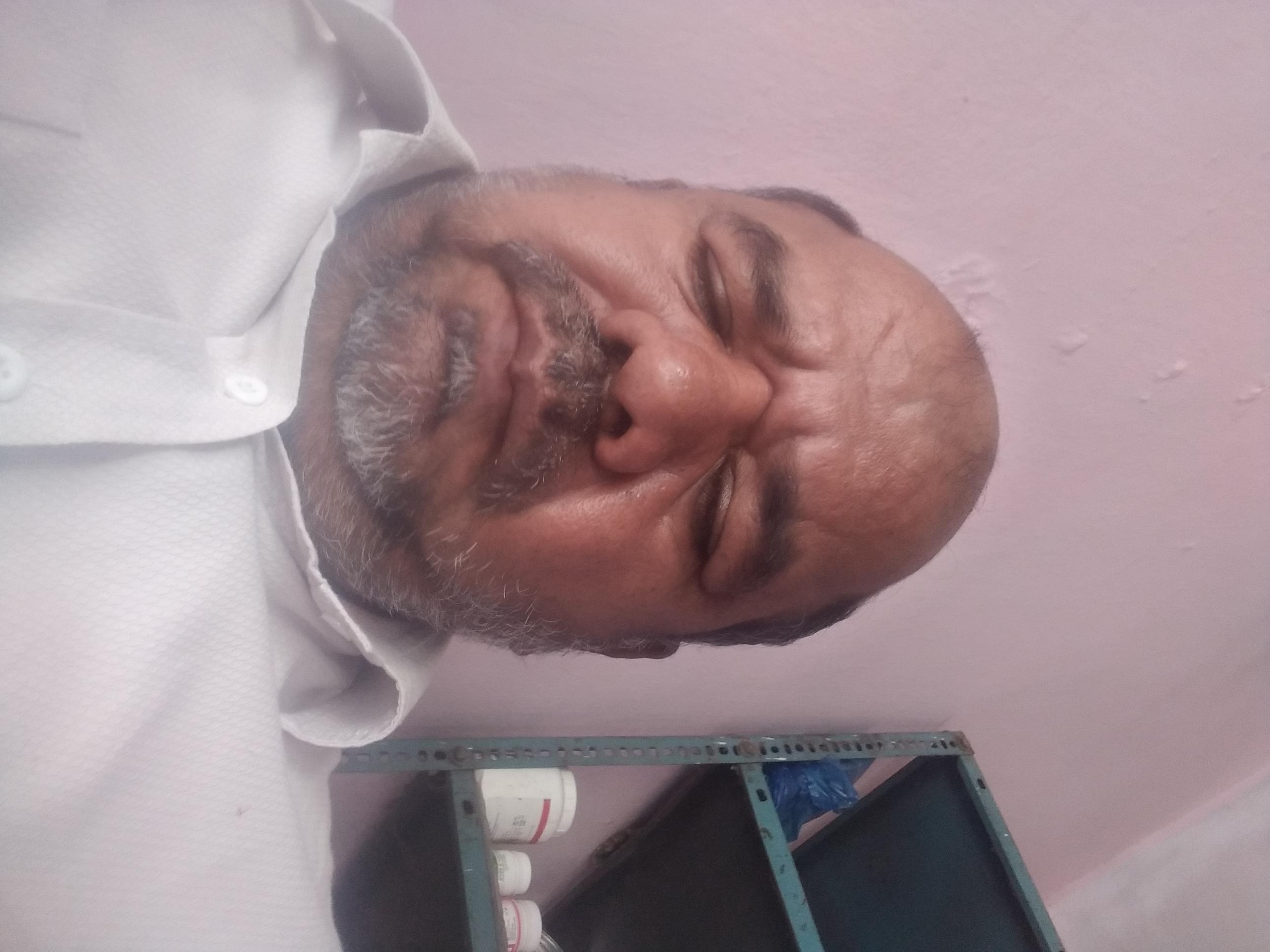 Dr. Mohammed Maqsood Ali