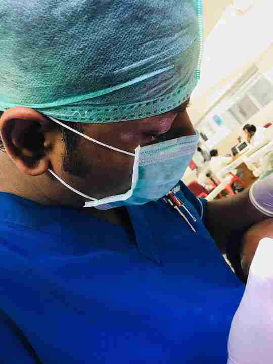 Dr. Jaghandeep Kempraj's profile on Curofy