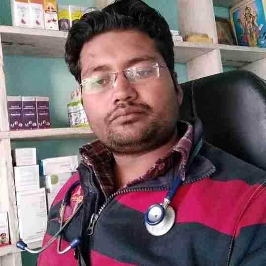 Dr. Drdharmendra Tiwari's profile on Curofy