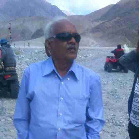 Dr. Kanubhai Patel's profile on Curofy