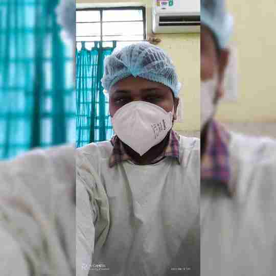 Dr. Sanket Kumar's profile on Curofy