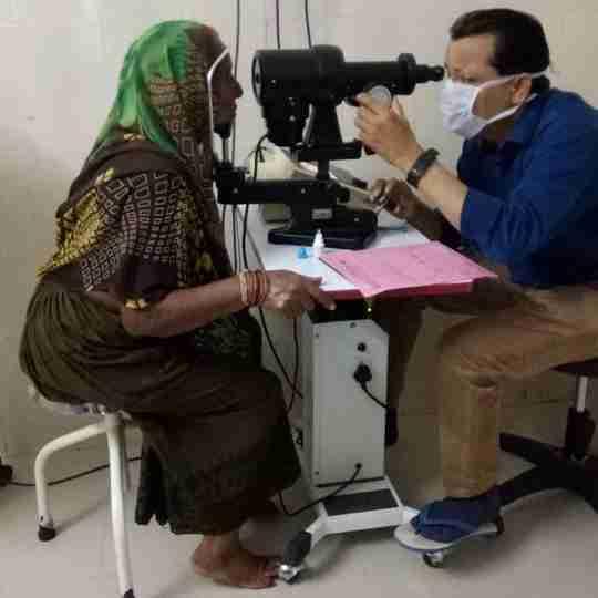 Dr. Hasmukh Patil's profile on Curofy
