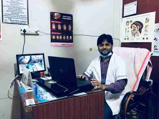 Dr. Satendra Yadav's profile on Curofy