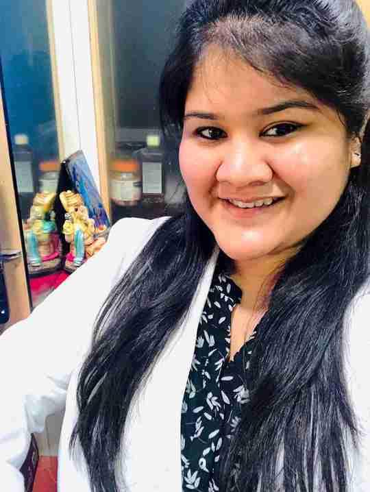 Dr. Vaishali Gupta's profile on Curofy