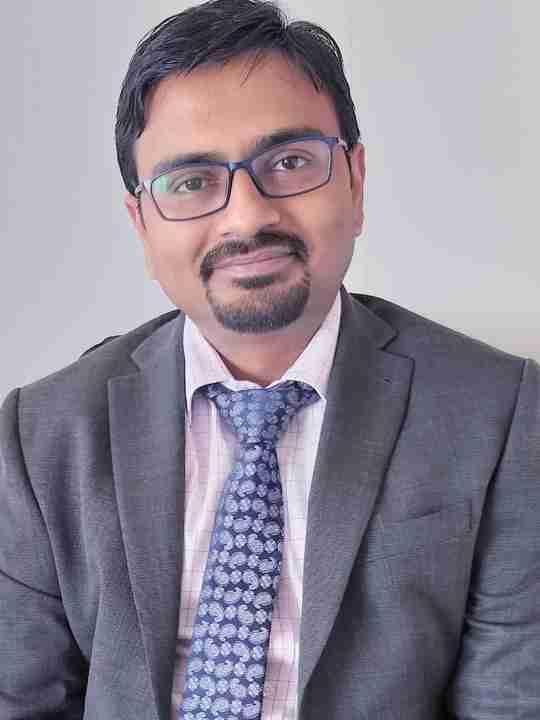 Dr. Ashish Chaurasia's profile on Curofy