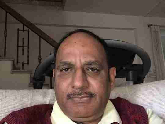 Dr. Rajesh Bhargava Ramswaroop's profile on Curofy