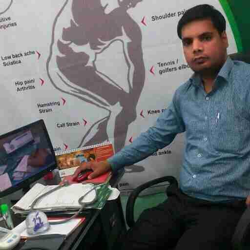 Dr. Drhemant Vyas (Pt)'s profile on Curofy