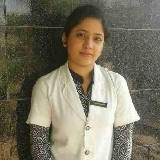 Najma Ansari's profile on Curofy