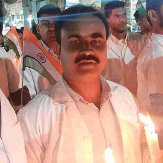 Dr. Ajyant Kumar Kumar's profile on Curofy