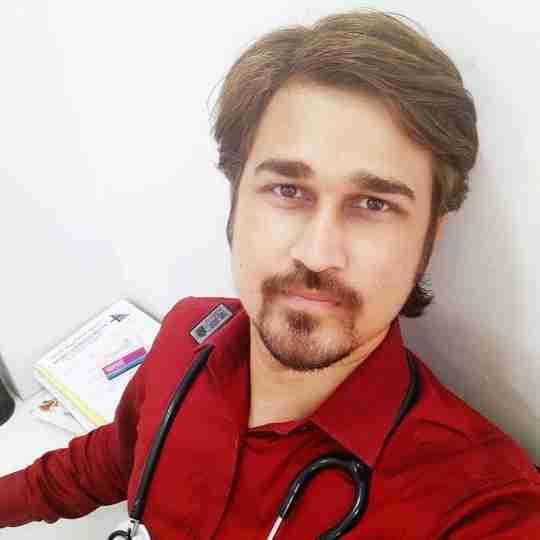 Dr. Hitesh Somani's profile on Curofy