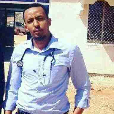 Dr. Ahmed Hassan Barkhad's profile on Curofy