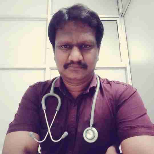 Dr. Karthick Pj's profile on Curofy