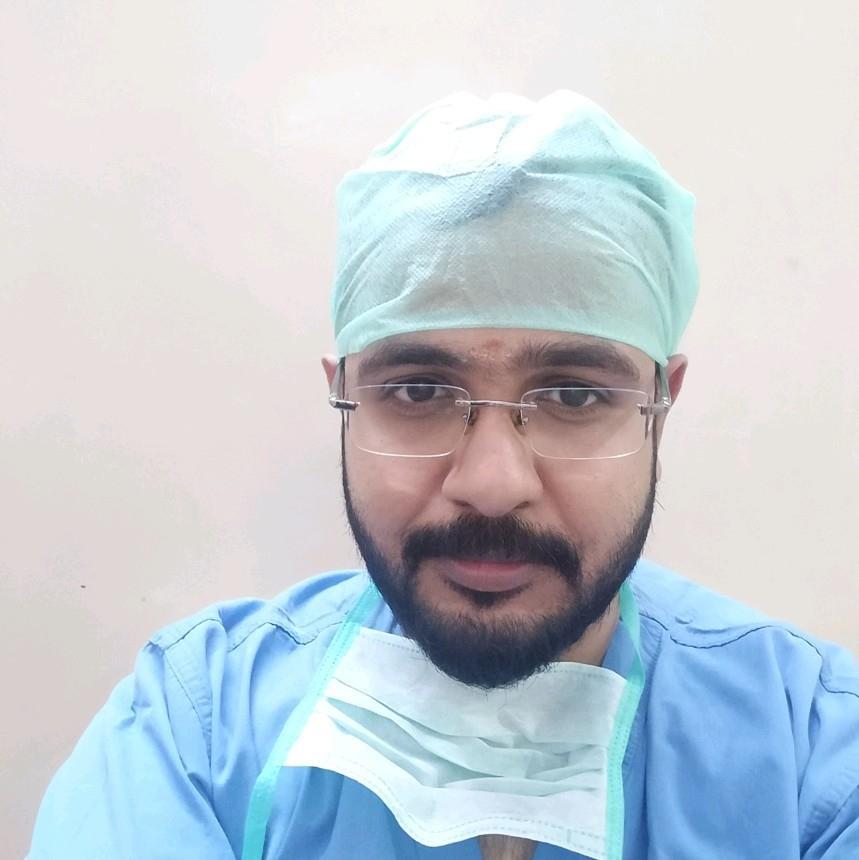 Dr. Lakshminarayanan Vijayanarayanan's profile on Curofy