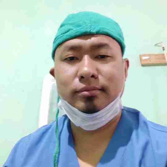 Dr. Kasomhung Soreingam's profile on Curofy