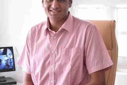 Dr. Nikhil Kargathra's profile on Curofy