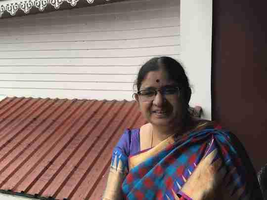 Dr. Narasavani S's profile on Curofy