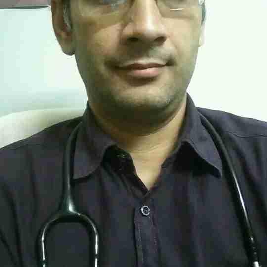Dr. Sunil Tanwar's profile on Curofy
