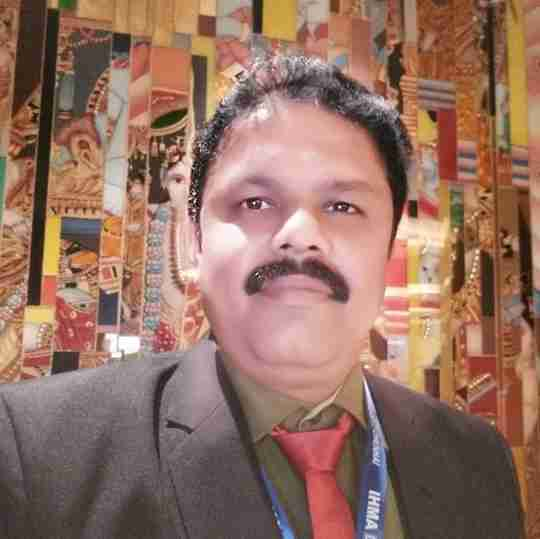 Dr. Pappath Narayanan Chandran's profile on Curofy