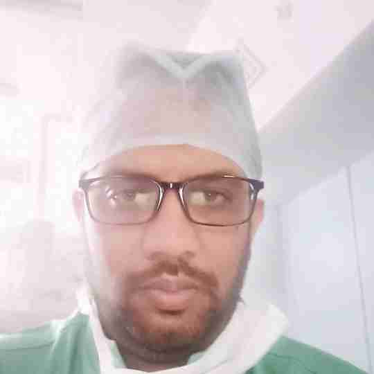 Dr. Mohammed Muzamil Pasha's profile on Curofy