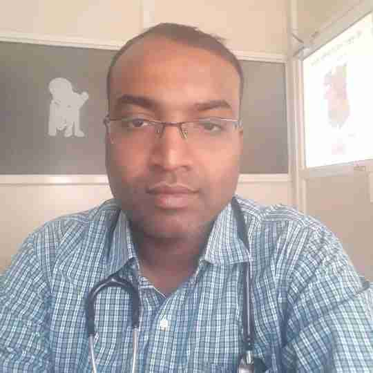 Dr. Mukund Mane's profile on Curofy