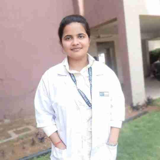 Pooja Tanwar's profile on Curofy