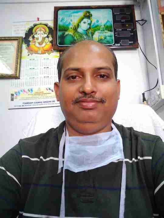 Dr. Anand Baone's profile on Curofy